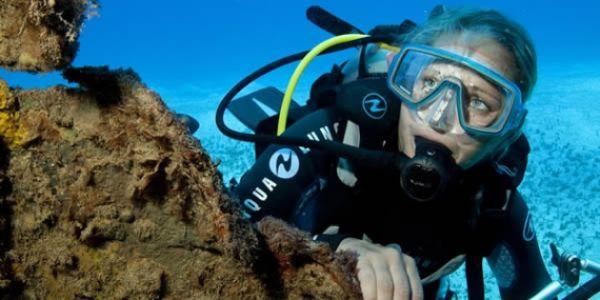 diver at Deep 6