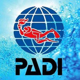 PADI-courses