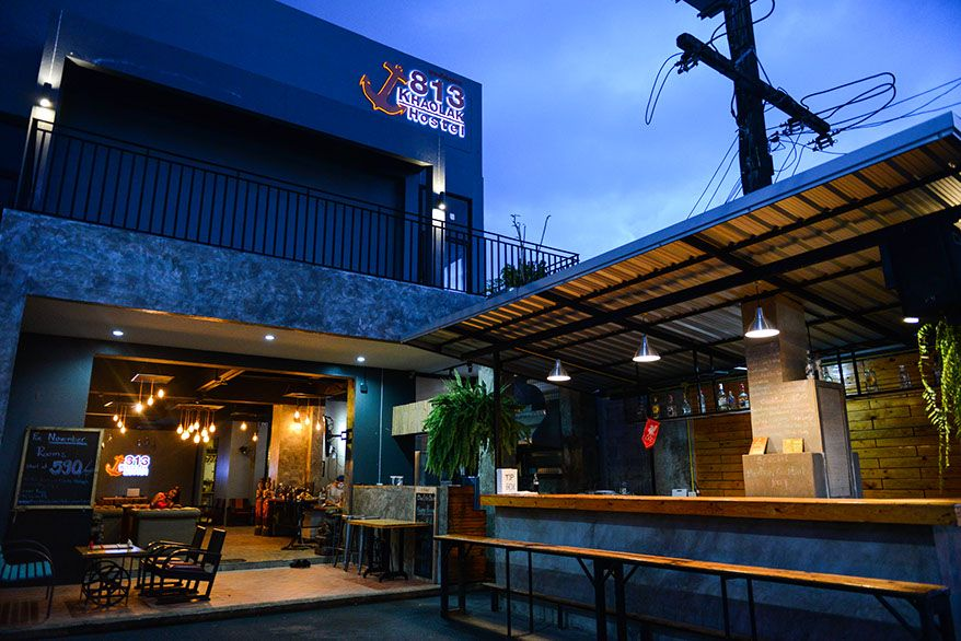hostel khao lak