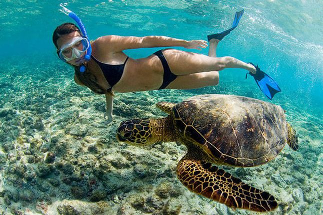 snorkeling-girl